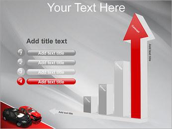 Crashed Cars Modèles des présentations  PowerPoint - Diapositives 6
