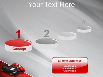 Crashed Cars Modèles des présentations  PowerPoint - Diapositives 7