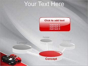 Crashed Cars Modèles des présentations  PowerPoint - Diapositives 9