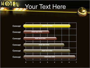 Hotel Service PowerPoint Template - Slide 17