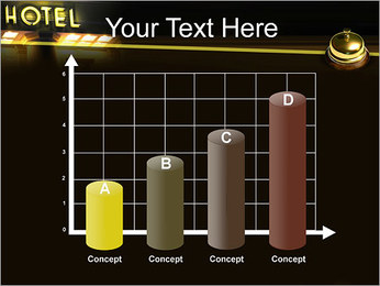 Hotel Service PowerPoint Template - Slide 21