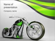 Motorcycle PowerPoint Templates