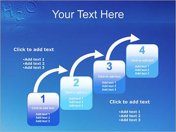 Gouttes d'eau H2O en forme Modèles des présentations  PowerPoint - Diapositives 20