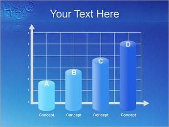 Gouttes d'eau H2O en forme Modèles des présentations  PowerPoint - Diapositives 21
