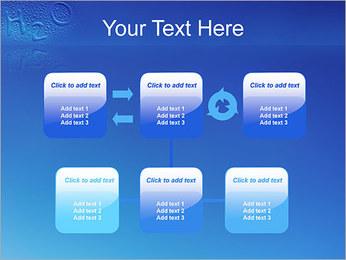 Gouttes d'eau H2O en forme Modèles des présentations  PowerPoint - Diapositives 23