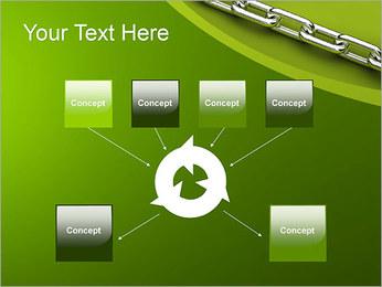 Chain Link Plantillas de Presentaciones PowerPoint - Diapositiva 10