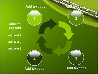 Chain Link Plantillas de Presentaciones PowerPoint - Diapositiva 14