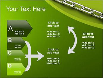 Chain Link Plantillas de Presentaciones PowerPoint - Diapositiva 16