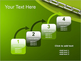 Chain Link Plantillas de Presentaciones PowerPoint - Diapositiva 20