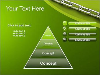 Chain Link Plantillas de Presentaciones PowerPoint - Diapositiva 22