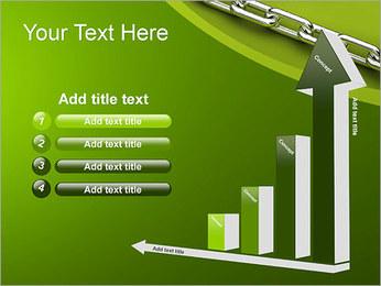 Chain Link Plantillas de Presentaciones PowerPoint - Diapositiva 6