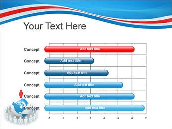 Pessoas em todo o mundo Modelos de apresentações PowerPoint - Slide 17