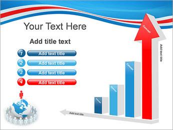 Personas de todo el mundo Plantillas de Presentaciones PowerPoint - Diapositiva 6
