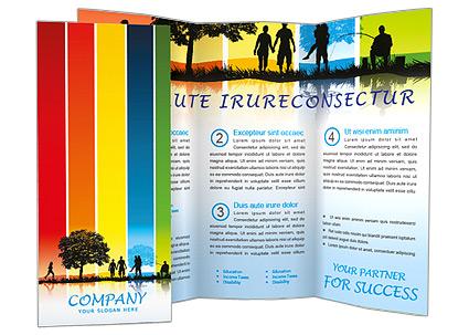 Recreation Brochure Template Design Id 0000001015 Smiletemplates