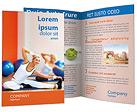 Aerobics Brochure Templates