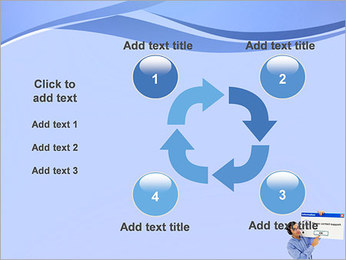 Contactar al Soporte Plantillas de Presentaciones PowerPoint - Diapositiva 14