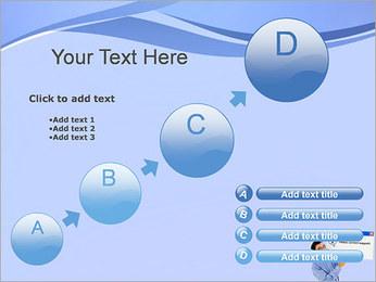 Contactar al Soporte Plantillas de Presentaciones PowerPoint - Diapositiva 15