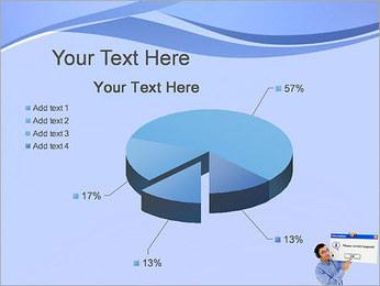Contactar al Soporte Plantillas de Presentaciones PowerPoint - Diapositiva 19