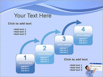 Contactar al Soporte Plantillas de Presentaciones PowerPoint - Diapositiva 20