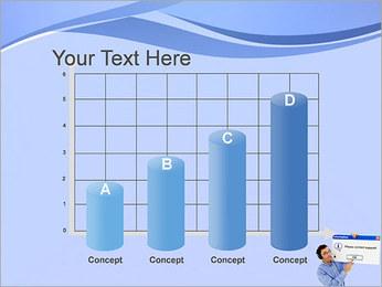 Contactar al Soporte Plantillas de Presentaciones PowerPoint - Diapositiva 21