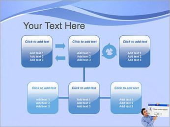 Contactar al Soporte Plantillas de Presentaciones PowerPoint - Diapositiva 23