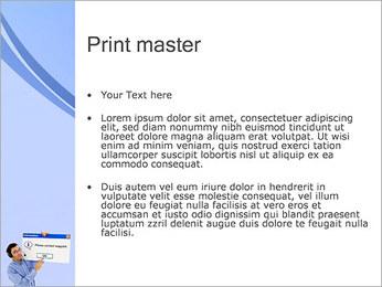 Contactar al Soporte Plantillas de Presentaciones PowerPoint - Diapositiva 24