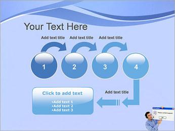 Contactar al Soporte Plantillas de Presentaciones PowerPoint - Diapositiva 4