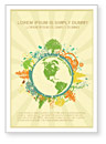 Environmental Word Templates