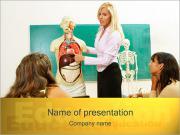 Anatomy Lesson PowerPoint Templates