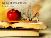 Writing Desk PowerPoint Templates