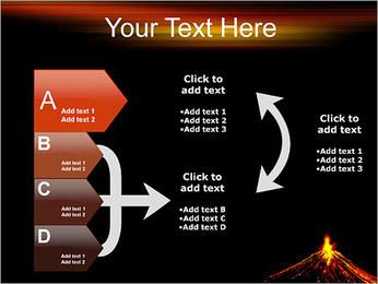 Volcan Modèles des présentations  PowerPoint - Diapositives 16