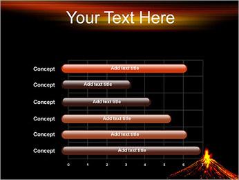 Volcan Modèles des présentations  PowerPoint - Diapositives 17