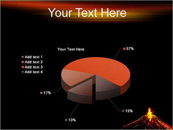 Volcan Modèles des présentations  PowerPoint - Diapositives 19