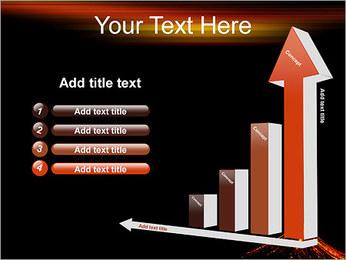 Volcan Modèles des présentations  PowerPoint - Diapositives 6