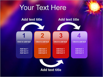 Explosion PowerPoint Templates - Slide 11