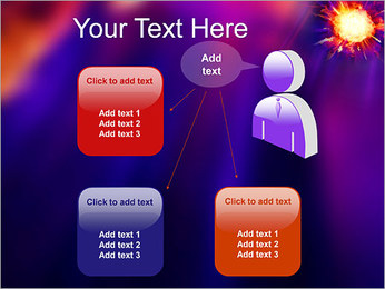 Explosion PowerPoint Templates - Slide 12