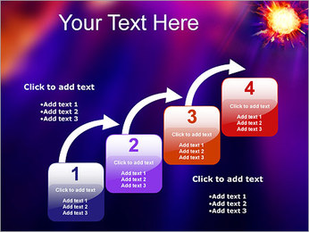Explosion PowerPoint Template - Slide 20
