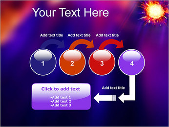 Explosion PowerPoint Templates - Slide 4