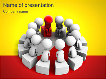 Share Problems PowerPoint Template