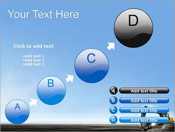 Escavadora Modelos de apresentações PowerPoint - Slide 15