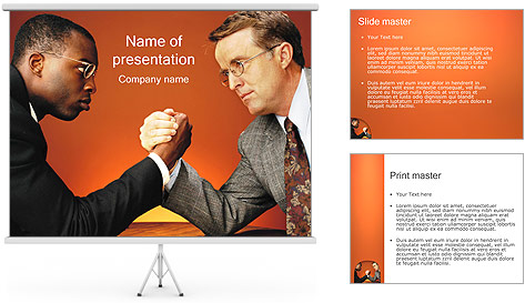 Racism PowerPoint Template