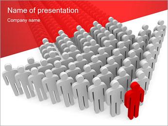 Líder Modelos de apresentações PowerPoint - Slide 1