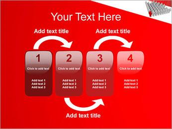 Líder Modelos de apresentações PowerPoint - Slide 11