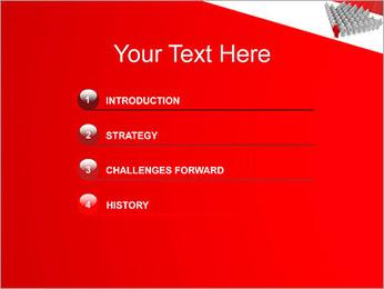 Líder Modelos de apresentações PowerPoint - Slide 3