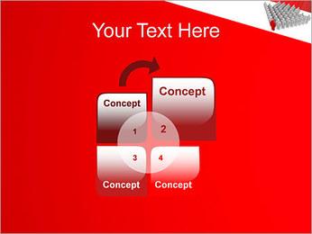 Líder Modelos de apresentações PowerPoint - Slide 5