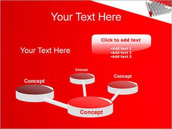 Líder Modelos de apresentações PowerPoint - Slide 9