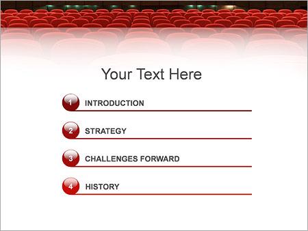 Empty Cinema Plantillas de Presentaciones PowerPoint - Diapositiva 3
