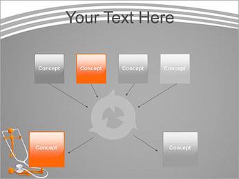 Exame médico Modelos de apresentações PowerPoint - Slide 10