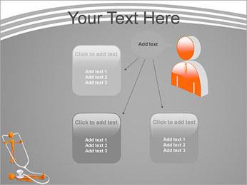Exame médico Modelos de apresentações PowerPoint - Slide 12