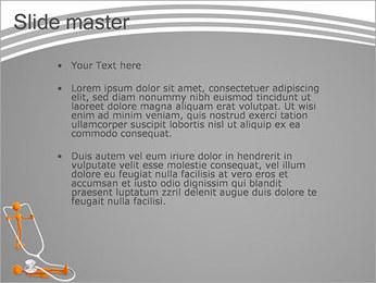 Exame médico Modelos de apresentações PowerPoint - Slide 2